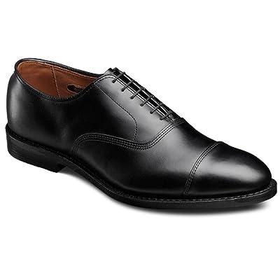 Allen Edmonds Men's Park Avenue Cap Toe Oxford, Black, 9 B | Oxfords