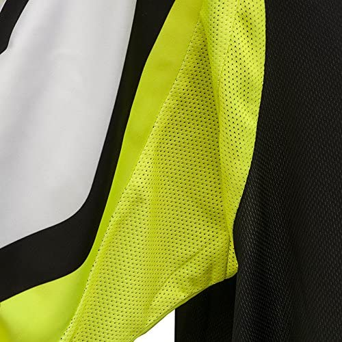 Mots mt2107ly Trial Rider 2/Maglietta giallo fluo taglia L
