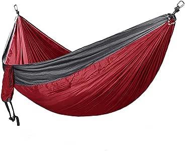 Amazon.com: KTYJH Outdoor Hammock Outdoor Camping Dorm ...