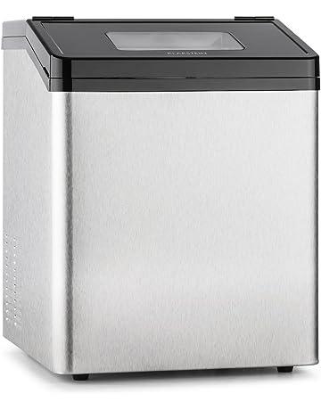 08ae874cea7158 Klarstein Powericer ECO 3 Machine à glaçons de 450W (réservoir de 3kg, max.