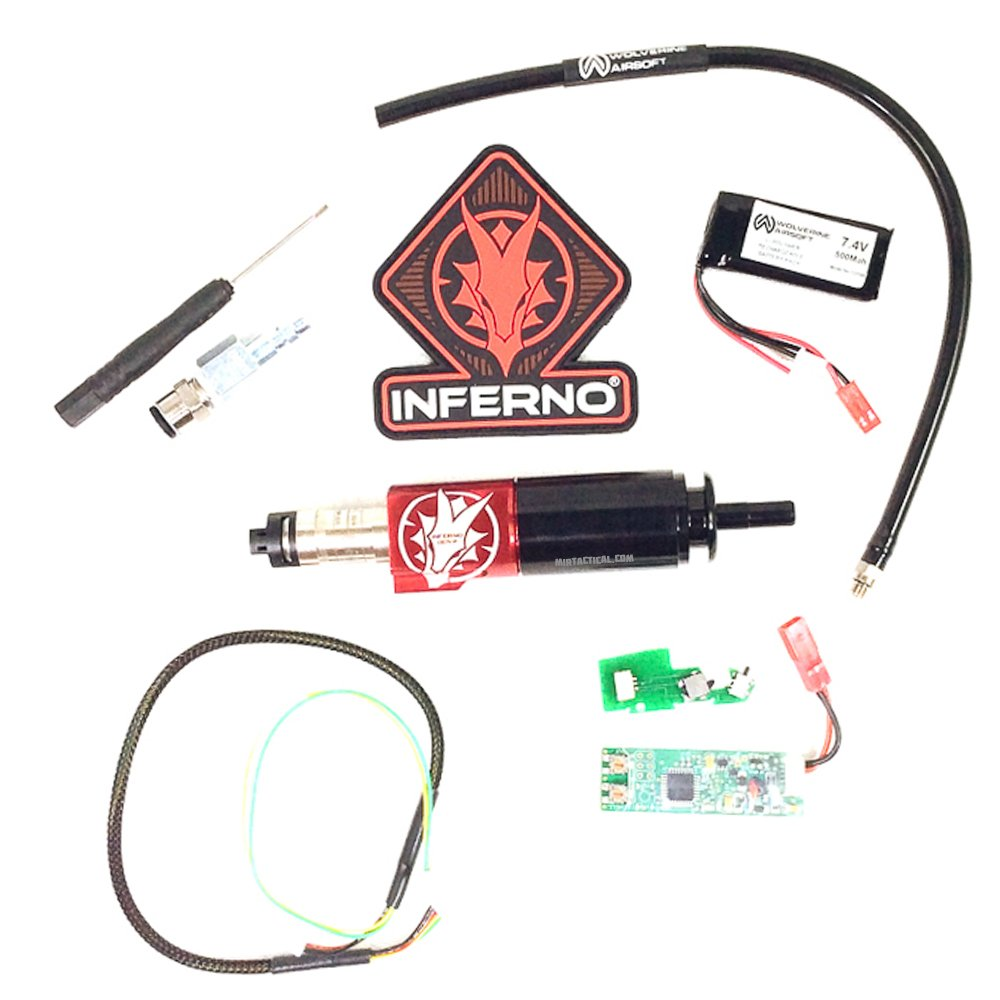 GEN2 INFERNO V3 HPA ENGINE PREMIUM by Wolverine