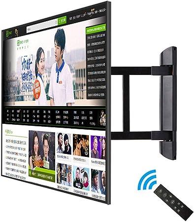 TV soporte de montaje en pared de la esquina del brazo articulado de 32-70 pulgadas LCD, LED, plasma Flat Screen Display Smart TV, hasta VESA 600X470mm con inclinación / movimiento giratorio,32*55inch: Amazon.es: