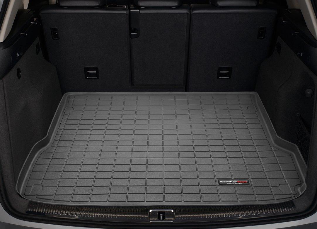 Weathertech floor mats audi q5 - Amazon Com Weathertech Custom Fit Cargo Liners For Audi Q5 Black Automotive