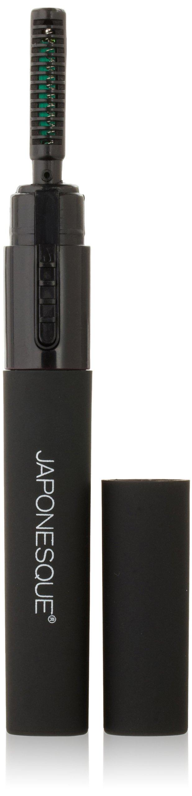 JAPONESQUE Heated Mini Eyelash Curler, Black