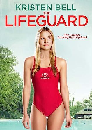 Aubrey Plaza Lifeguard