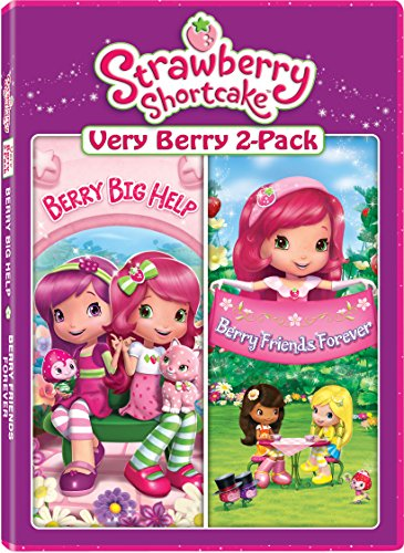Strawberry Shortcake Very Berry 2-Pack: Berry Big Help / Berry FriendsForever (2 Pack, Widescreen, 2PC)