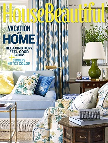 Magazines : House Beautiful