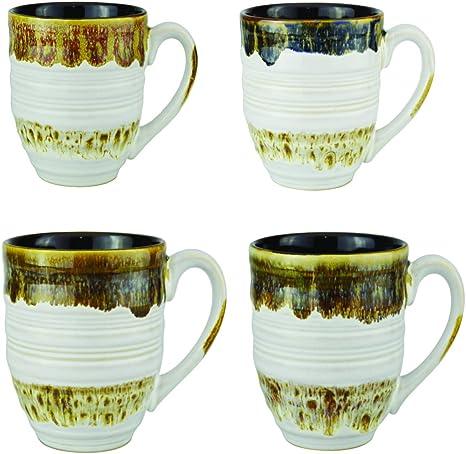 4 large Coffee mugs