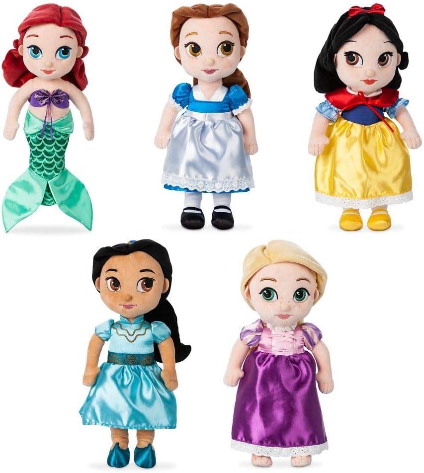 Amazon.com: Disney Animators' Collection Plush Doll Gift Set – Small – 12  Inches: Toys & Games