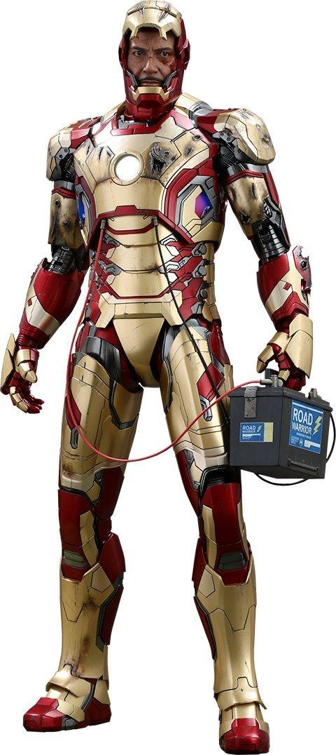 Hot Toys HT902766 - Figura de Iron Man Mark XLII (Escala 1:4)