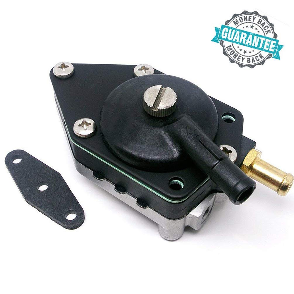 Amazon com: Outboard Fuel Pump with Gasket For Johnson