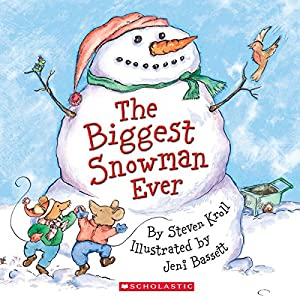 The Biggest Snowman Ever Audiobook