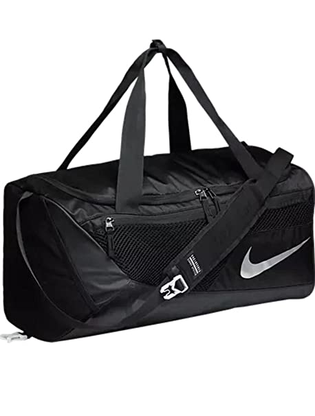 Nike Men s Vapor Max Air 2.0 Small Gym Duffel Bag Black  Amazon.ca   Clothing   Accessories 0698599fc
