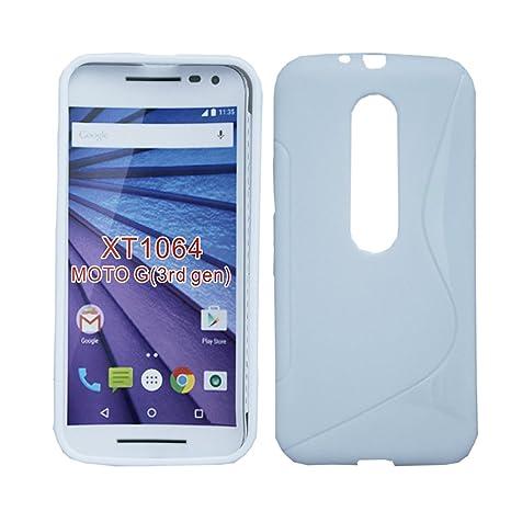 LAPINETTE Funda Funda Carcasa Gel Ola S Motorola Moto G 3 + ...