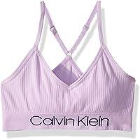 Calvin Klein Girls' Seamfree Soft Crop Bra