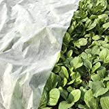 Originline Plant Row Cover & Frost Blanket for Garden, 0.95 oz/sq.yd, 14x25ft,Seed Germination & Frost Protection Cover