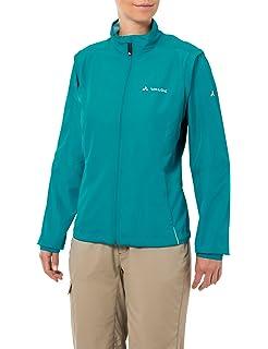 VAUDE Damen Jacke Dundee Classic Zip Off Jacket  Amazon.de  Sport ... 357d6dd2f0