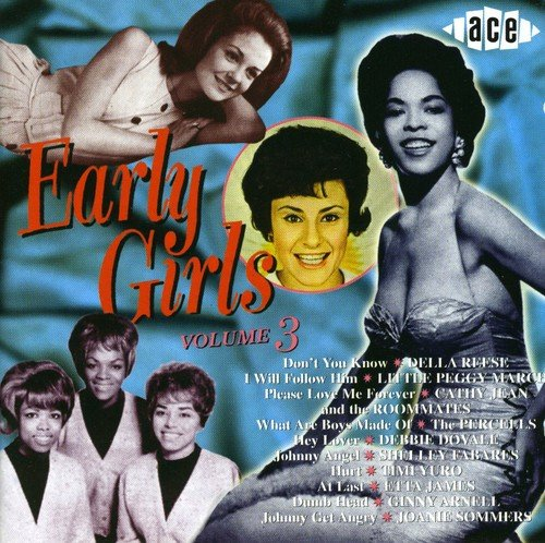 Early Girls Volume 3 by Ace (Label)