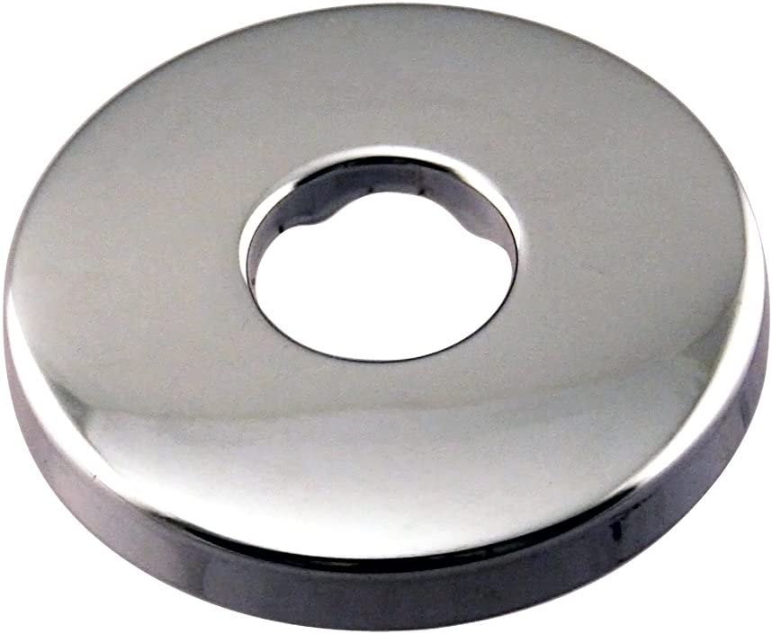 Polished Nickel Westbrass R304-05 Shower Arm Flange Sure Grip Style