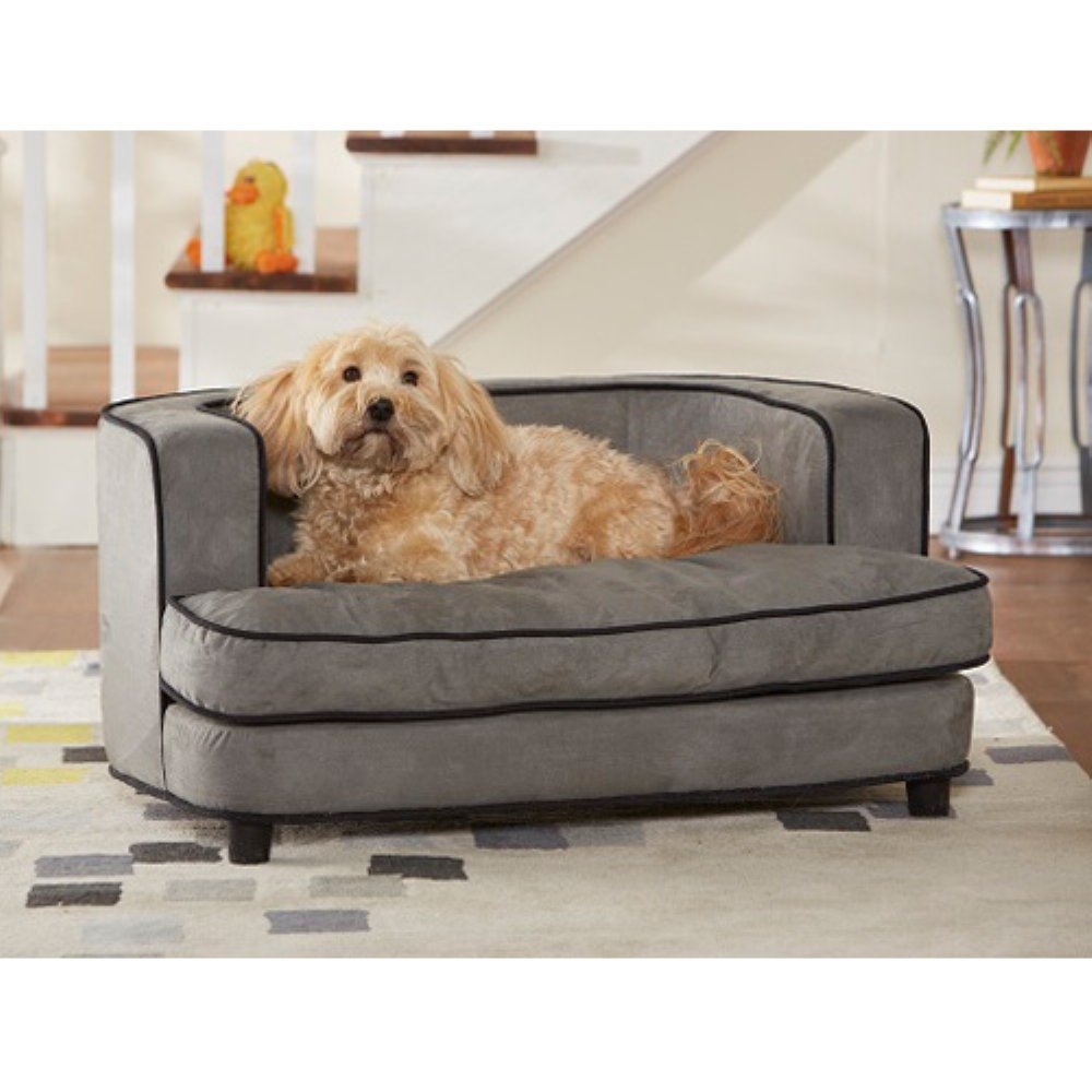 wood base bed furniture design cliff. Amazoncom Enchanted Home Pet Cliff Bed Ultra Plush 345 Wood Base Furniture Design