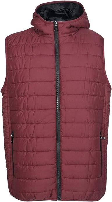 Mens Water-Resistant Lightweight Keep warm Puffer Vest
