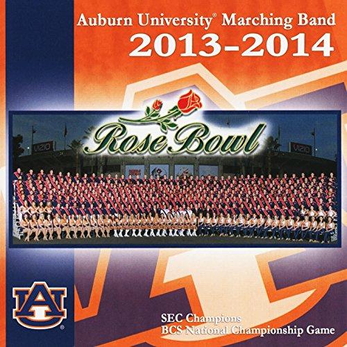 Auburn University Marching Band 2013-2014 -