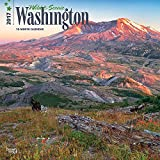 Washington, Wild & Scenic 2017 Square (Multilingual Edition)
