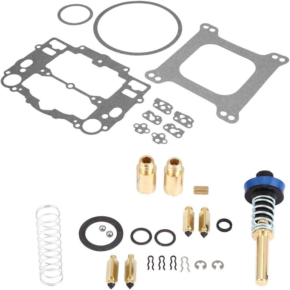 EVGATSAUTO Carburetor Rebuild Kit Carburetor Repair Kit Edelbrock Carb Repair Tools 1400 1403 1403 1405 1406 1407 1411 1409