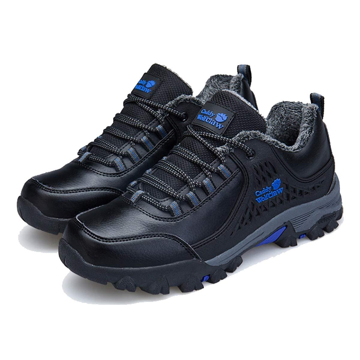 Männer Bergsteigen Stiefel Wanderschuhe Wasser-sichere Schuhe Non Slip Attropfen Schuhe,A,43EU