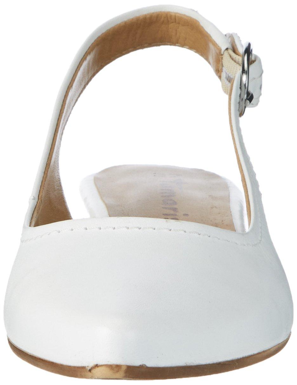 Tamaris Damen 29400 Slingback Leder Weiß (Weiß Leder Slingback 117) a2db6b