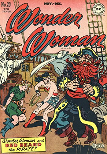 Books : Wonder Woman: The Golden Age Omnibus Vol. 3