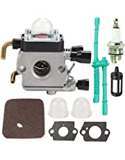 C1Q-S97 Carburetor Replace C1Q-S186 C1Q-S157 for Stihl FS38 FS45 FS46 FS55 FS55R FS55RC FS80R FS85 FS75 KM55R HL45 String Trimmer Weed Eater by TOPEMAI
