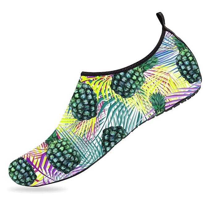 Amazon.com: Calcetines de piña para hombre y mujer ...