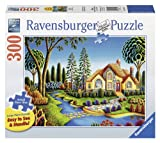 Ravensburger Cottage Dream-Large Format Jigsaw Puzzle (300-Piece)