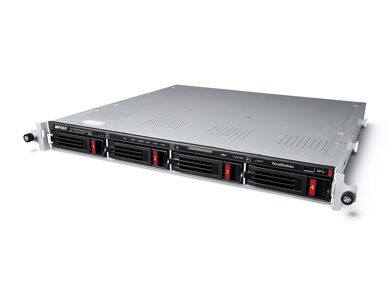 Buffalo TeraStation 5410RN Rackmount 24 TB NAS Hard Drives Included