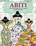 Abiti Libro Da Colorare Per Adulti