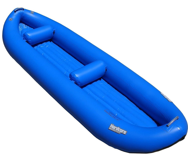 インフレータブル2 Person Whitewater Kayak B075SM88X2  ブルー