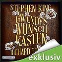Gwendys Wunschkasten Hörbuch von Stephen King, Richard Chizmar Gesprochen von: Anna Thalbach