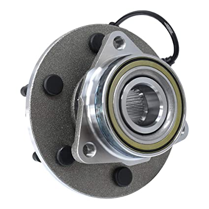 Amazon com: Updated 515036 Front Wheel Bearing and Hub Assembly 6
