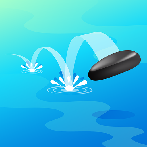 Sim Stone - Stone Skipping Simulator - Improve Skimming Stones Skills: Free Games 2018