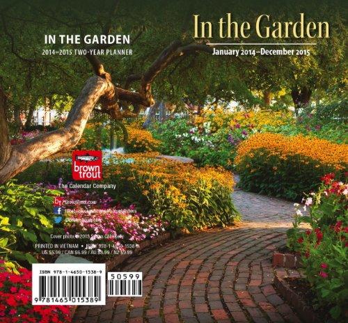 In the Garden 2014 Pocket Planner (Calendar 2014 Pocket)