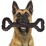 Raujout Pue juguetes para perros masticadores agresivos, raza grande, juguete de guerra irrompible, duradero, para cambiar di