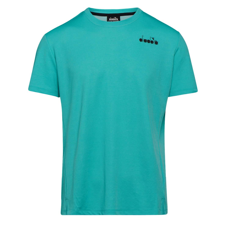 T-Shirt da Tennis T-Shirt Easy Tennis per Uomo Diadora
