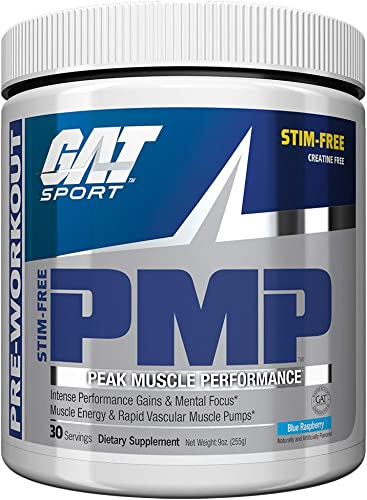 GAT Sport PMP Peak Muscle Performance