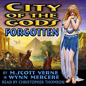 City of the Gods Audiobook
