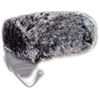 Furry Microphone Voorruit Windscherm Wind Cover Muff Compatibel voor RODE VideoMic PRO Rycote VMPR