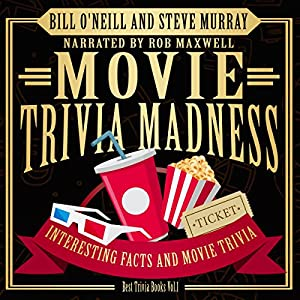 Movie Trivia Madness: Interesting Facts and Movie Trivia Audiobook