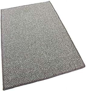 "5'x8' - Taupestone - Indoor-Outdoor Graphic Loop 1/8"" Thick 20 oz Area Rug Carpet"