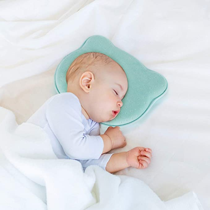 Amazon.com: Newborn Baby Head Shaping Pillow,Preventing Flat ...