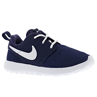 ozkhu Nike Roshe One (Ps), Boys\' Sneakers, Multicolored (Midnight Navy